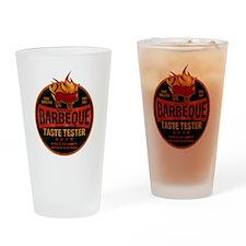 bbq lover Drinking Glass