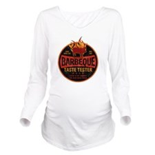 bbq lover Long Sleeve Maternity T-Shirt