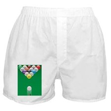 BIG BREAK panel print Boxer Shorts