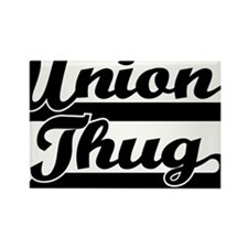 unionthug Rectangle Magnet
