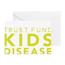 trustfundkids2-2 Greeting Card