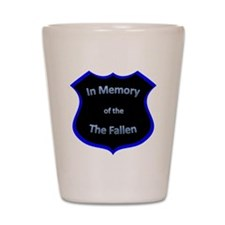 fallen2 Shot Glass
