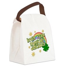 Designs-Irish003 Canvas Lunch Bag