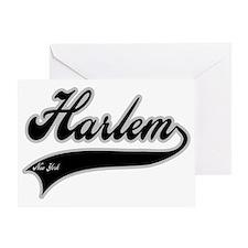 HARLEM NEW YORK Greeting Card