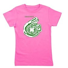 Boostgear St Pattys shirt Girl's Tee