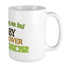 Monkey Baby Shower Yard sign Mug