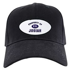 Property of josiah Baseball Hat