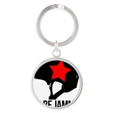 jammin copy Round Keychain