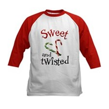 Americana Couture Sweet & Twisted Baseball Jersey