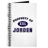 Property of jorden Journal