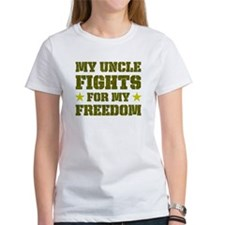 My Uncle Fights For Freedom Tee
