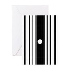 doppler_ipad1_inverse Greeting Card