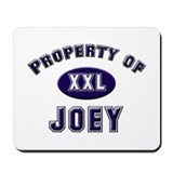 Property of joey Mousepad
