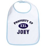 Property of joey Bib