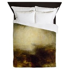 Shade and Darkness Queen Duvet