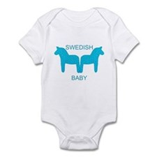 Swedish Infant Bodysuit