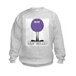 What Attitude? Monster Kids Sweatshirt