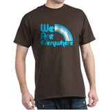 We Are Everywhere Transgender T-Shirt
