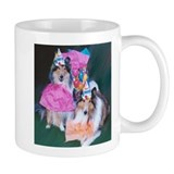 Birthday Collies Mug