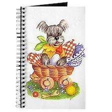 Puppy in a Basket Journal