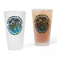 HIGH RES Hand  Leg Starburst - Tran Drinking Glass