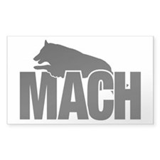 MachStickerBelgianTerv Decal