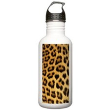 lepoard Water Bottle