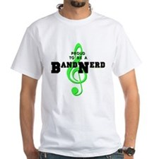 Proud To Be A Band Nerd Shirt