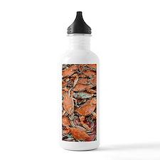 snow crabs (1) Water Bottle