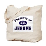 Property of jerome Tote Bag