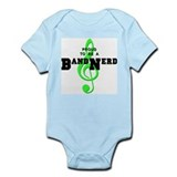 Proud To Be A Band Nerd Infant Bodysuit