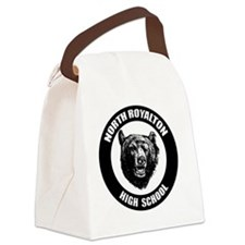 NRO_Logo_T Canvas Lunch Bag