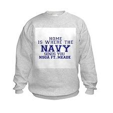Funny Nsf Sweatshirt