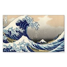 great-wave.travel Decal