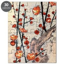 Blooming plum tree.p3 Puzzle