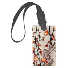 Blooming plum tree.p3 Luggage Tag