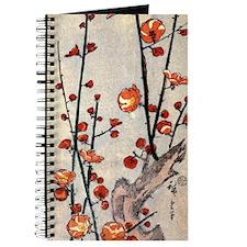 Blooming plum tree.p2 Journal