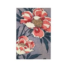 Peonies.p3 Rectangle Magnet