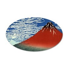 red-fuji.57 Wall Decal