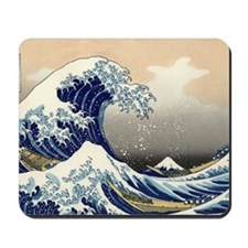 great-wave.57 Mousepad