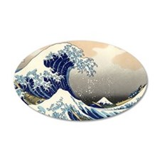 great-wave.57 Wall Decal Sticker