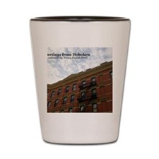 hoboken calendar Shot Glass