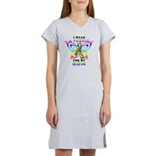 I Wear A Puzzle for my Son Women's Nightshirt