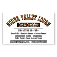 sober_valley_bed_and_breakfast Decal