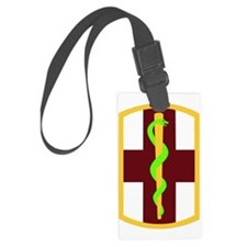 SSI - 1st Medical Brigade Luggage Tag