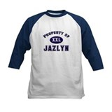 Property of jazlyn Tee