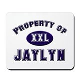 Property of jaylyn Mousepad