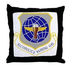 Unique C 130 hercules Throw Pillow