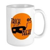Trick or Treat Tasse