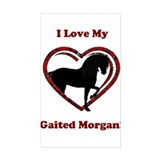 GMLove Rectangle Decal